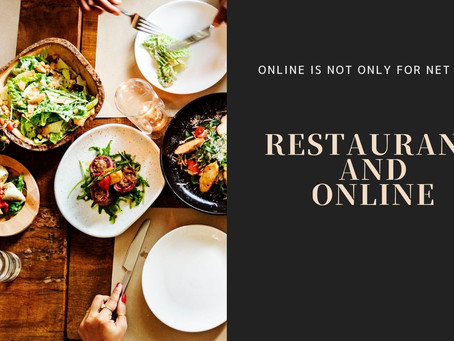 WHY YOUR RESTAURANT NEEDS AN ONLINE SPECIALIST