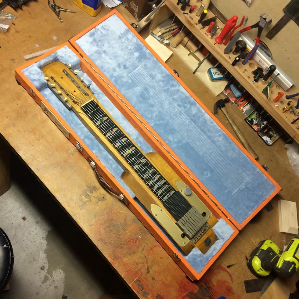 Case - Lap Steel