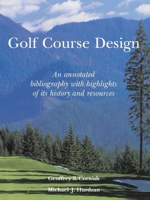 Golf Course Design