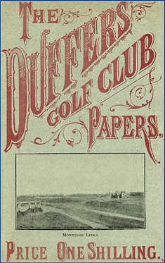 The Duffers' Golf Club Papers