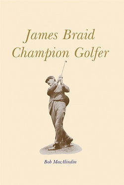 James Braid Champion Golfer