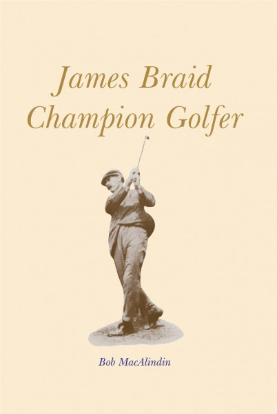 James Braid Champion Golfer