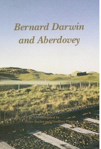 Bernard Darwin and Aberdovey