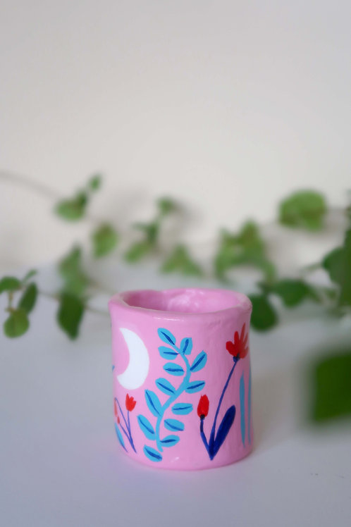 Decorative Ceramic Pot