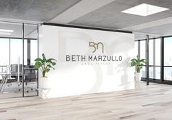 Beth Marzullo Arquitetura - Sinalização de parede