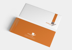 Perflex Ind. & Com. de Borrachas - Envelope Carta