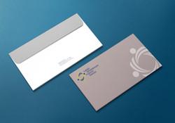 Colégio PE de Ciências Forenses - Envelope Carta