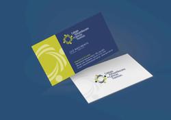 Colégio PE de Ciências Forenses - Cartão de Visitas