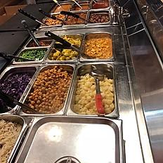 STEP 2: Choose your Warm Veggies!