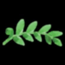Gemalte Blätter 2