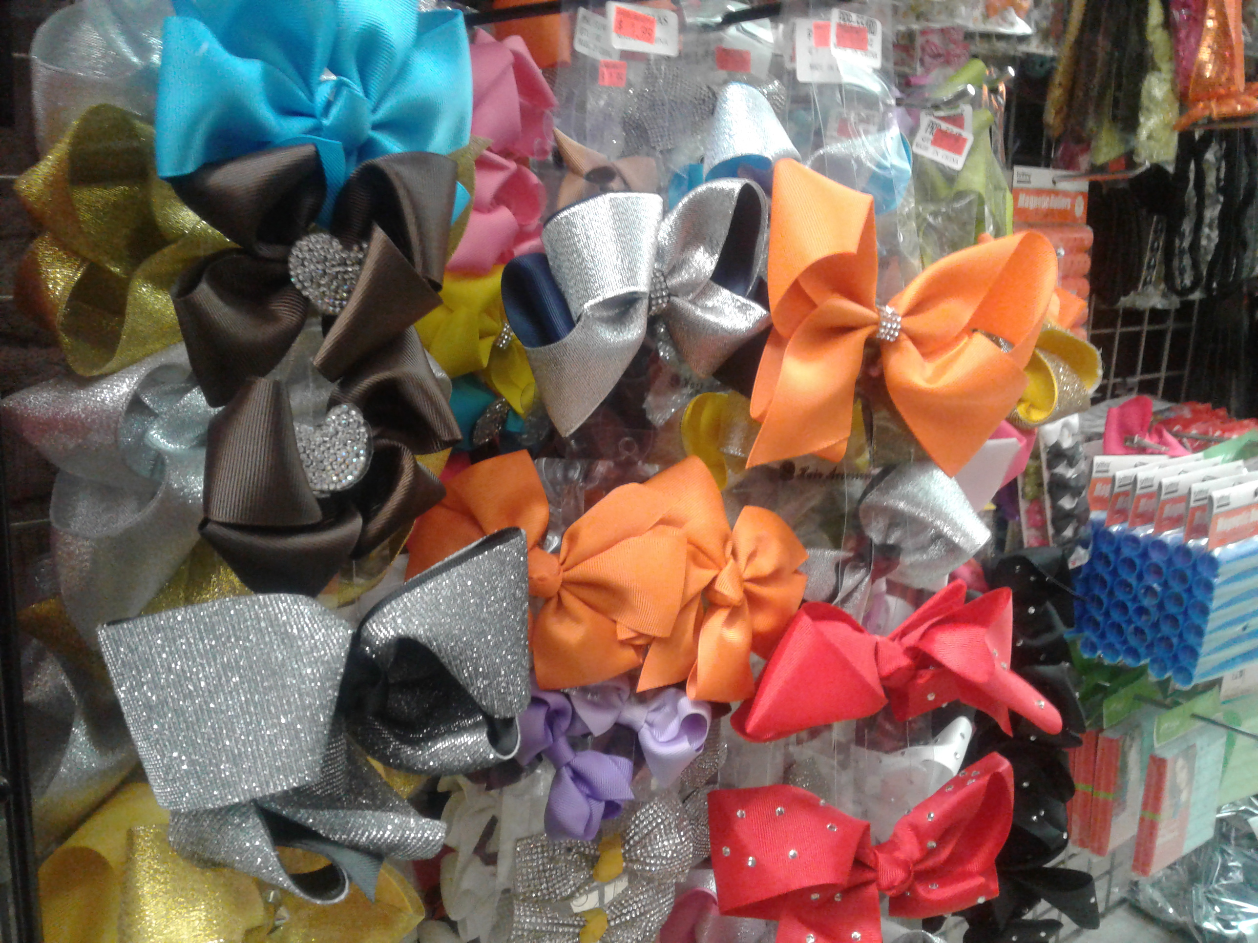 All Color Bows