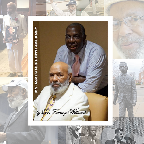 My James Meredith Journey Premiere