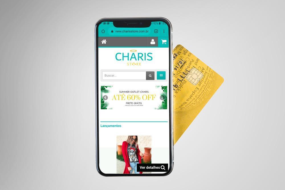 E-commerce Charis Store