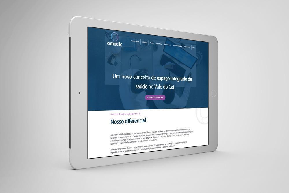 Website Omedic