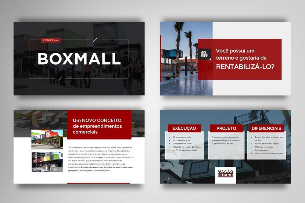 Apresentação Boxmall