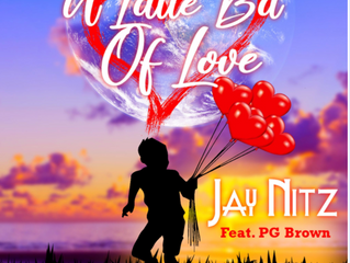 """Jay Nitz and PG Brown Gives Us """"A Little Bit of Love"""" With His Latest Track"""