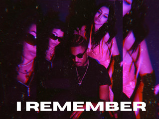 """Rising Canadian Artist Jordan Rhymes Releases """"I Remember"""""""