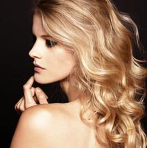 Smukt hår