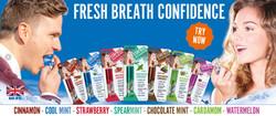 STAYCOOL Breath Freshener Blister Packs