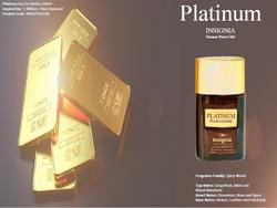Platinum 100ml Eau De Toilette