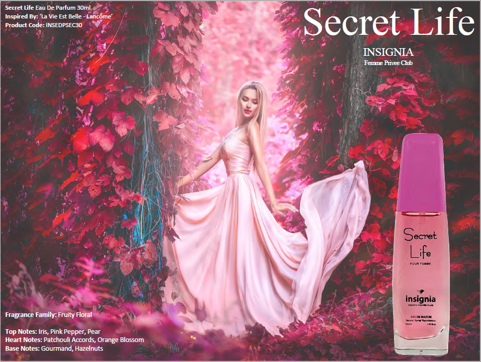 Secret Life 30ml Eau De Parfum