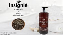 Black Pepper & Ginseng Luxury Hand Wash
