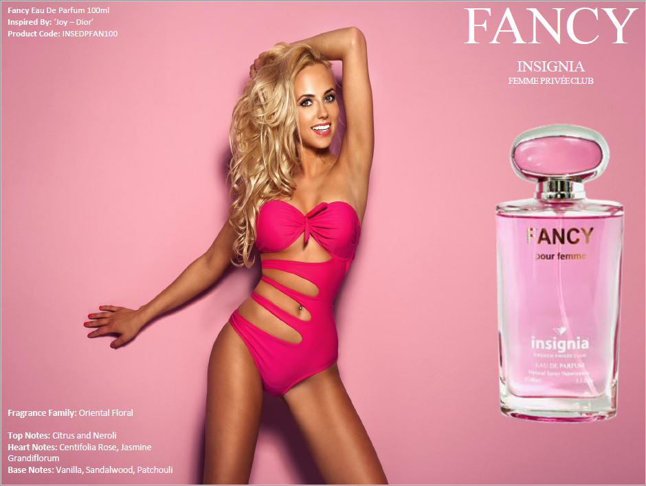 Fancy 100ml Eau De Parfum
