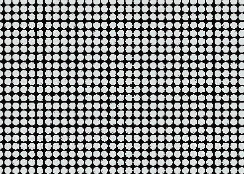 White Dots with Blue Comic Superhero Inv