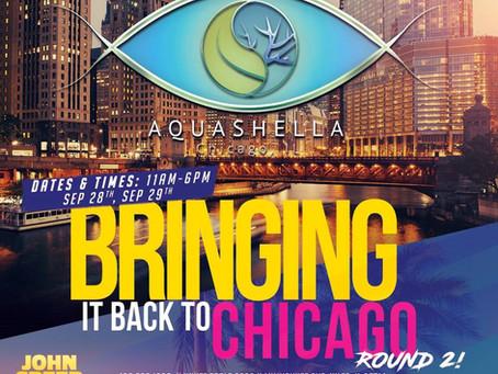 Aquashella 2019 - September 28 - 29