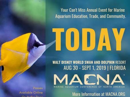 MACNA 2019 - August 30 - September 1