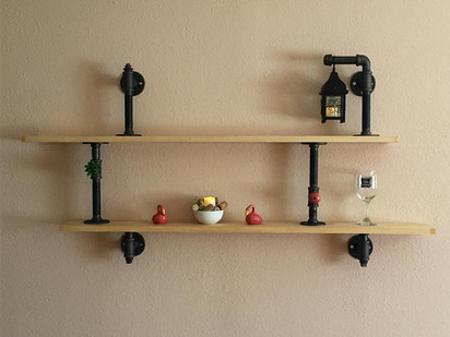 Pipe Shelfie!