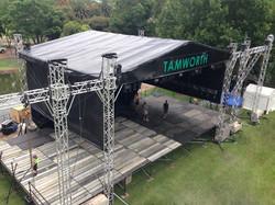 Tamworth Stage edit