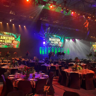 Brainstorm for a Cure at AIS Arena 2019