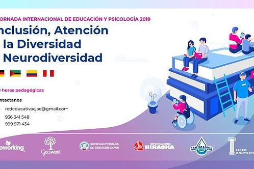 II Jornada Internacional de Educación y Psicología 2019