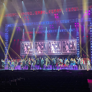 We Will Rock You at AIS Arena 2018