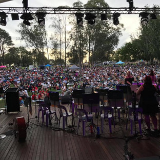 Carols by Candlelight at Stage 88 2019