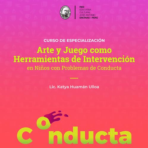 ARTE Y JUEGO COMO HERRAMIENTAS DE INTERVENCIÓN