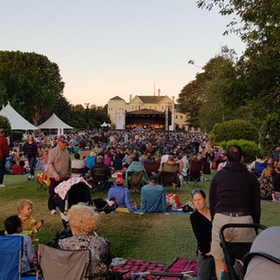 CSO Prom Concert at Government House 2019