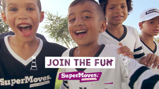 SuperMoves: Join the Fun