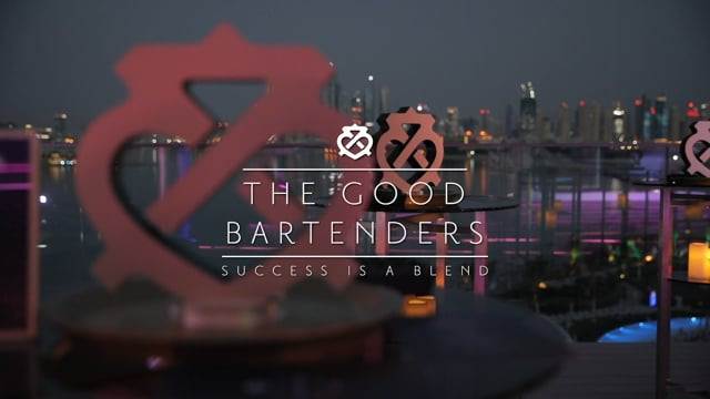 The Good Bartenders Event