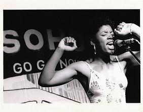 Soho Jacqui 1987