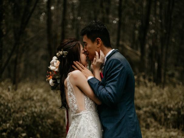 Menghuang & Jiaying