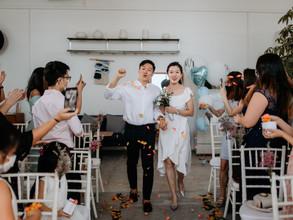 Jun Wai and Joelynn