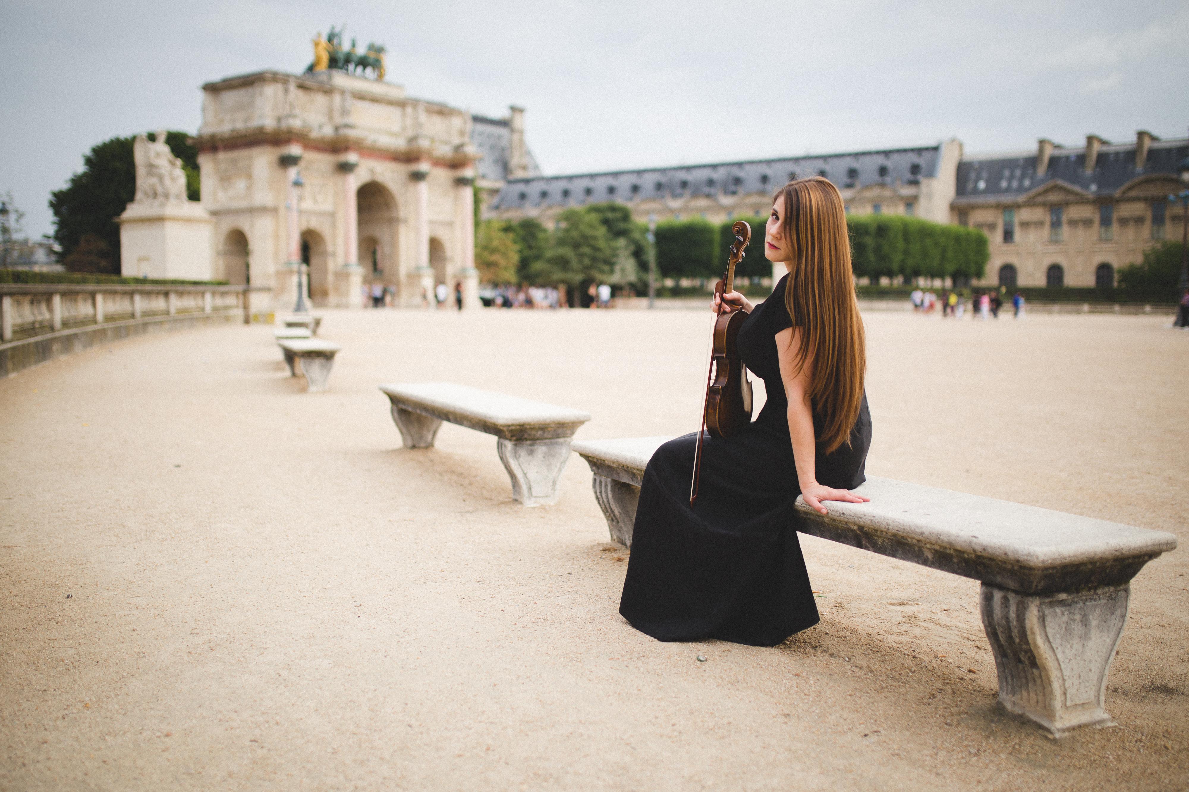 Paris Louvre - Jardin des Tuileries 5