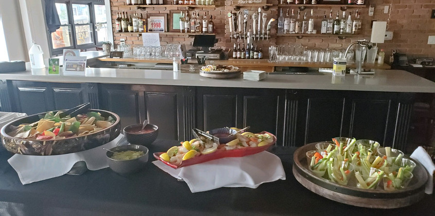 Appetizers in the bar area.jpg