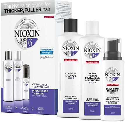"NIOXIN ""система 6"""