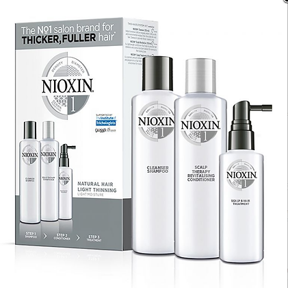 "NIOXIN ""система 1"""