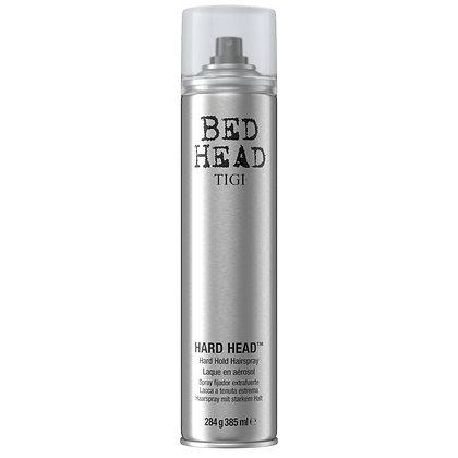 Лак для супер сильной фиксации Tigi Bed Head Hard Head