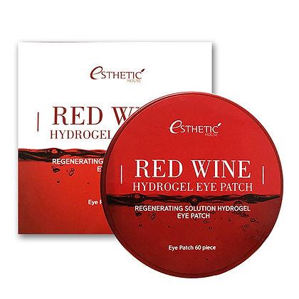 Esthetic House Патчи гидрогелевые с экстрактом красного вина