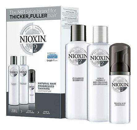 "NIOXIN ""система 2"""